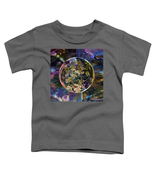Orb Of Roses Past Toddler T-Shirt