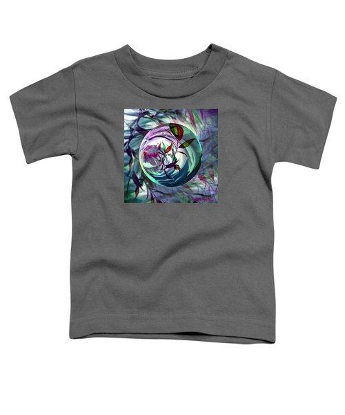 Orbiting Cranberry Dreams Toddler T-Shirt