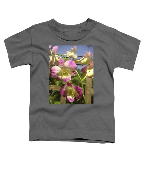 Orchid Splendor Toddler T-Shirt