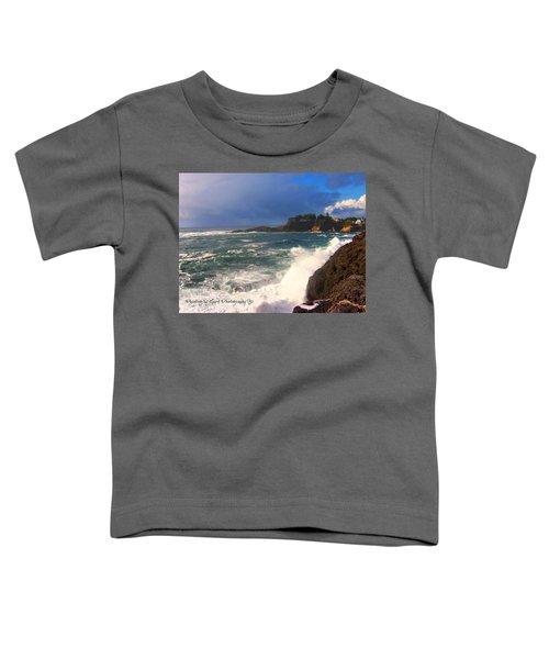 Oregon Coast 9 Toddler T-Shirt