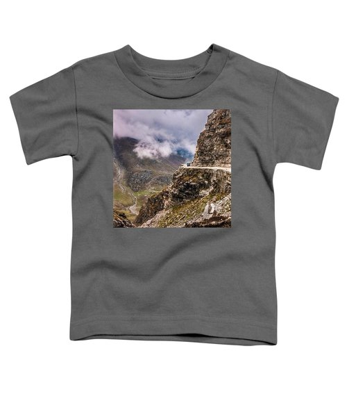 Our Bus Journey Through The Himalayas Toddler T-Shirt