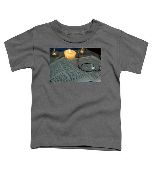 Our Shabbat Toddler T-Shirt
