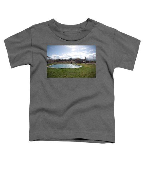Out Of Africa  Tiger Splash 5 Toddler T-Shirt