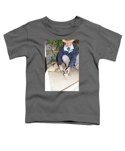 Out Of Africa Viper 1 Toddler T-Shirt