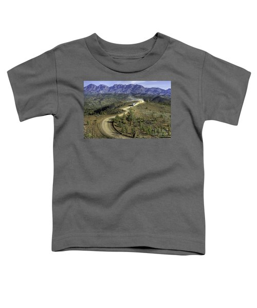 Outback Tour Toddler T-Shirt