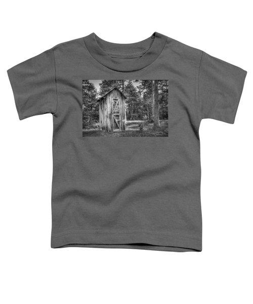 Outdoor Plumbing Toddler T-Shirt