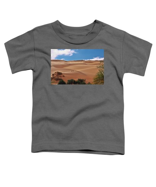 Over The Dunes Toddler T-Shirt