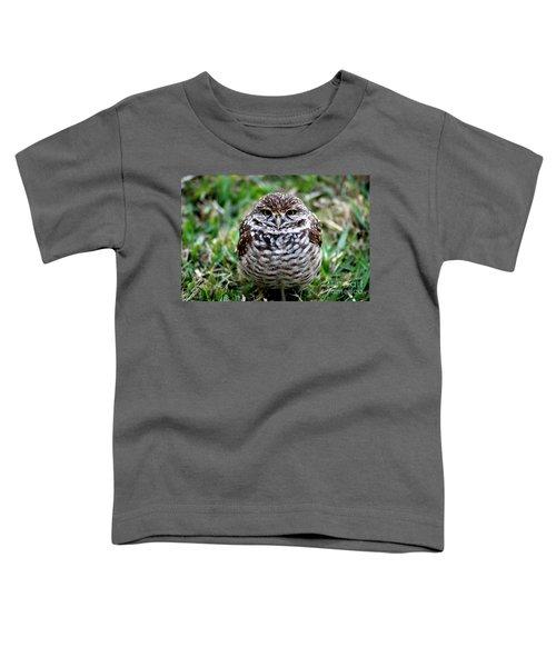 Owl. Best Photo Toddler T-Shirt