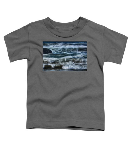 Pacific Waves Toddler T-Shirt