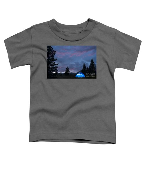 Paint The Sky With Stars Toddler T-Shirt