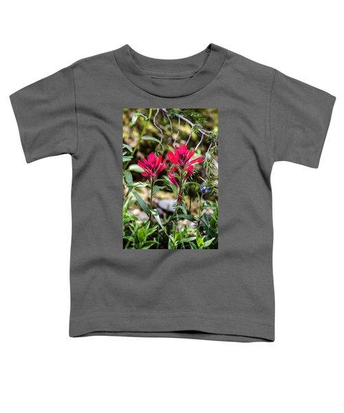 Paintbrush Toddler T-Shirt