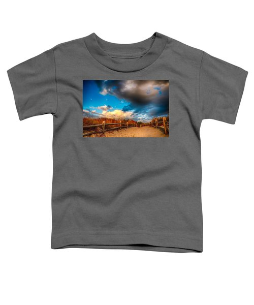 Painted Toddler T-Shirt