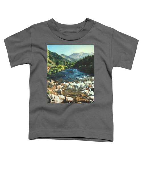 Palisades Creek  Toddler T-Shirt