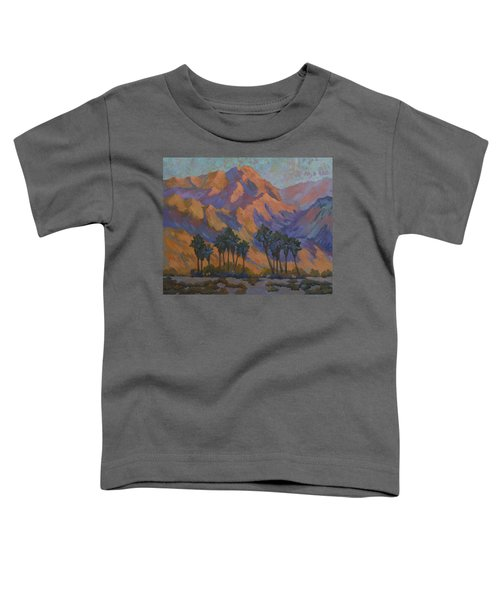 Palm Oasis At La Quinta Cove Toddler T-Shirt