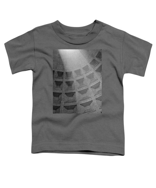 Pantheon Ceiling Toddler T-Shirt