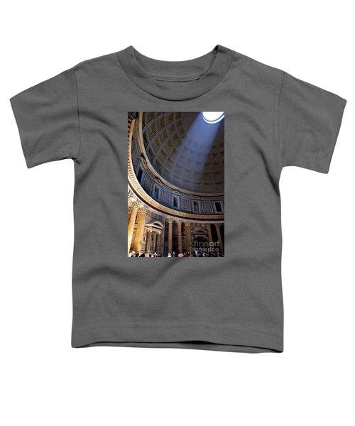 Pantheon Interior Toddler T-Shirt