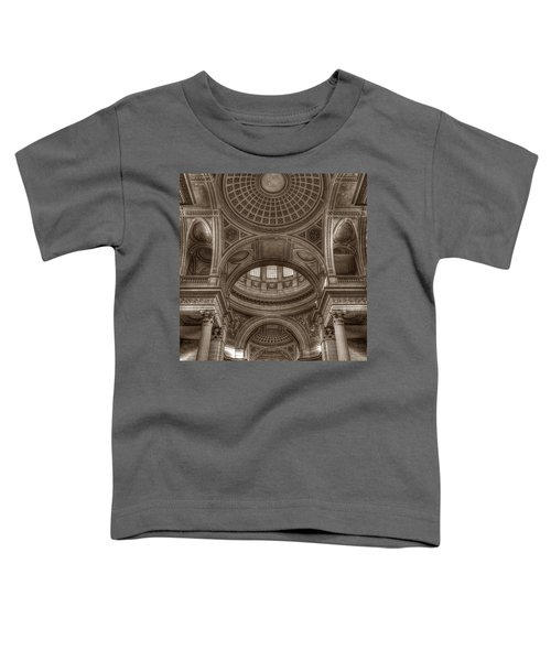 Pantheon Vault Toddler T-Shirt