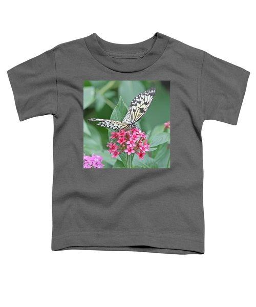 Paper Kite Butterfly - 2 Toddler T-Shirt