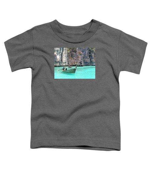 Paradise Water Holiday Toddler T-Shirt