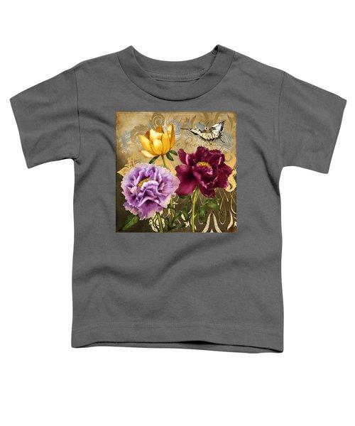 Parisian Peonies Toddler T-Shirt