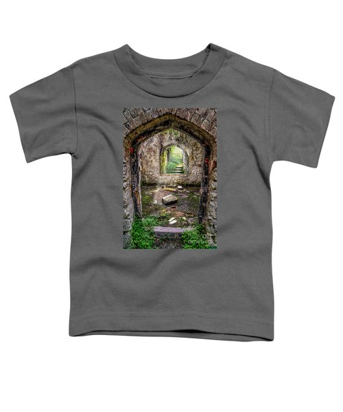 Path Less Travelled Toddler T-Shirt