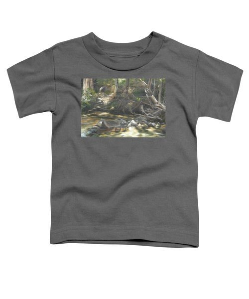 Peace At Darby Toddler T-Shirt