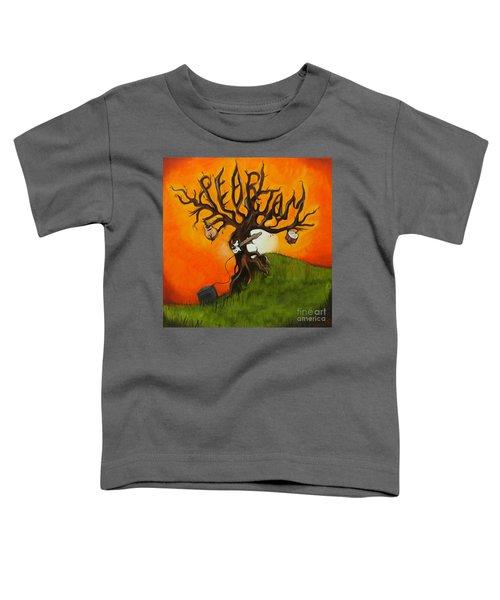 Pearl Jam Tree Toddler T-Shirt
