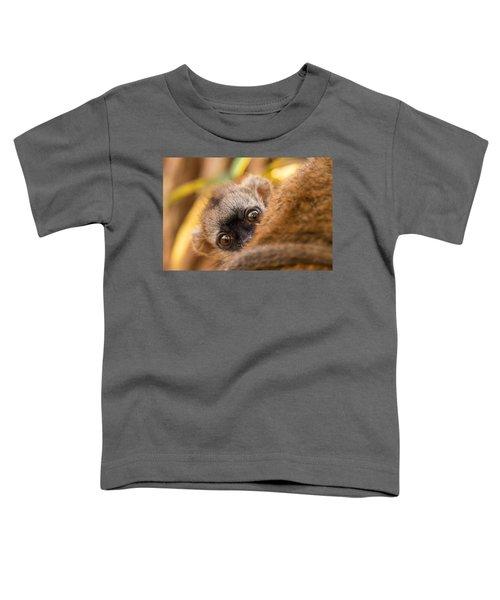 Peekaboo Toddler T-Shirt