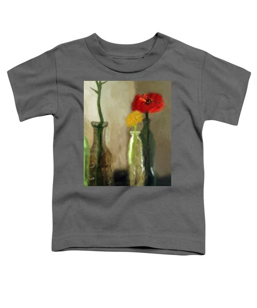 Peggy's Flowers Toddler T-Shirt