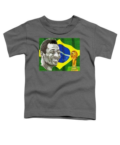 Pele Toddler T-Shirt