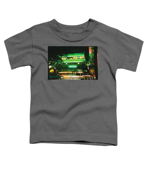 Pelican Hotel Film Image Toddler T-Shirt