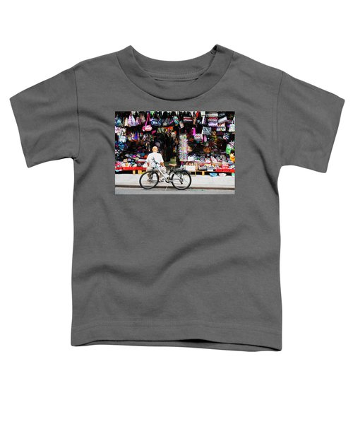 Pell St. Chinatown  Nyc Toddler T-Shirt