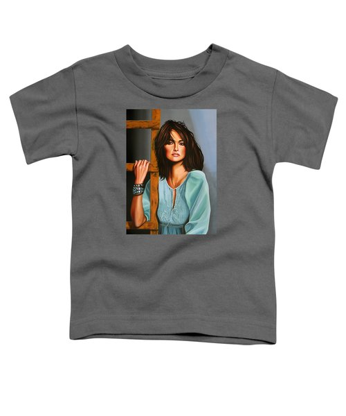 Penelope Cruz Toddler T-Shirt