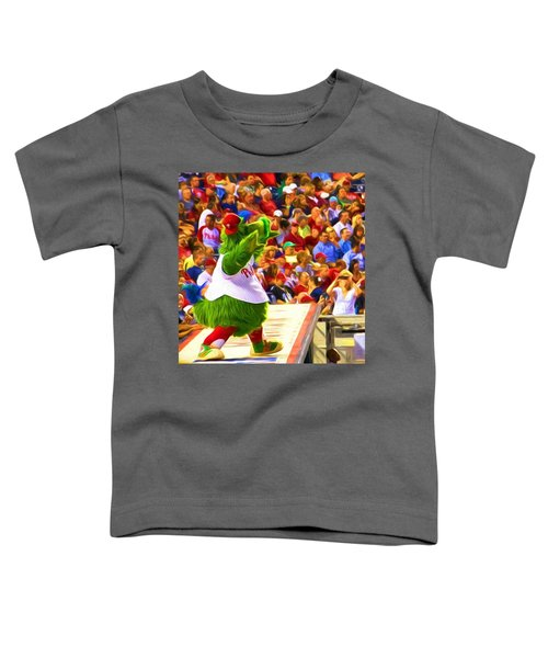 Phanatic In Action Toddler T-Shirt