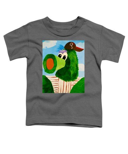 Philly Phanatic Toddler T-Shirt