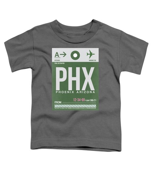Phoenix Airport Poster 2 Toddler T-Shirt
