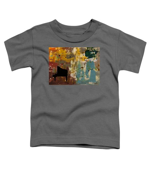 Piano Concerto Toddler T-Shirt