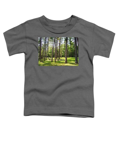 Picnic In The Pines Toddler T-Shirt