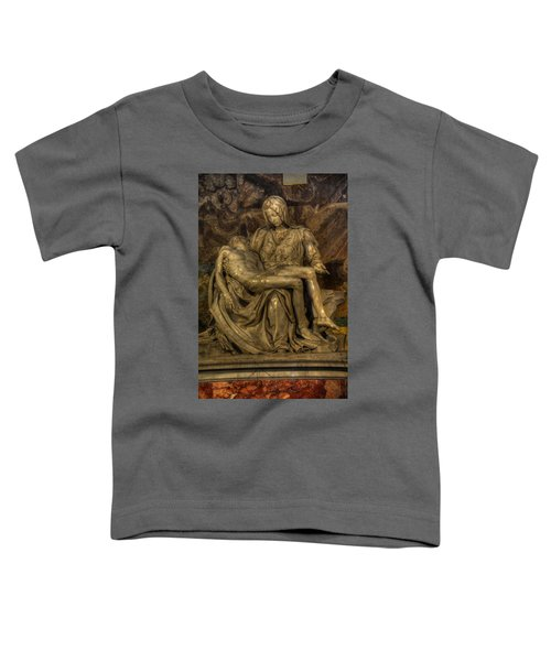 Pieta Toddler T-Shirt