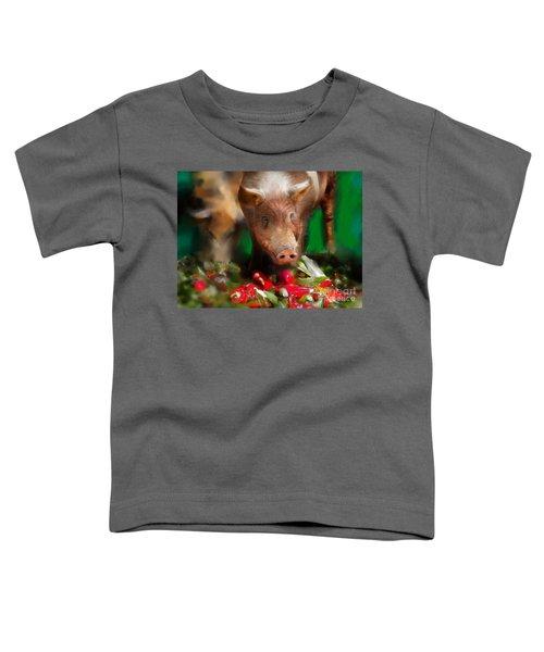 Pigs Toddler T-Shirt
