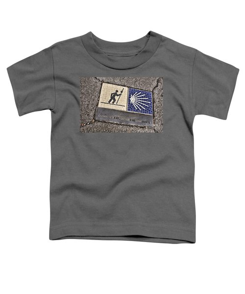 Pilgrimage Route Marker Toddler T-Shirt
