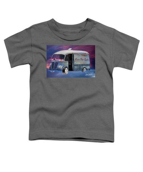 Pin Up Cars - #2 Toddler T-Shirt