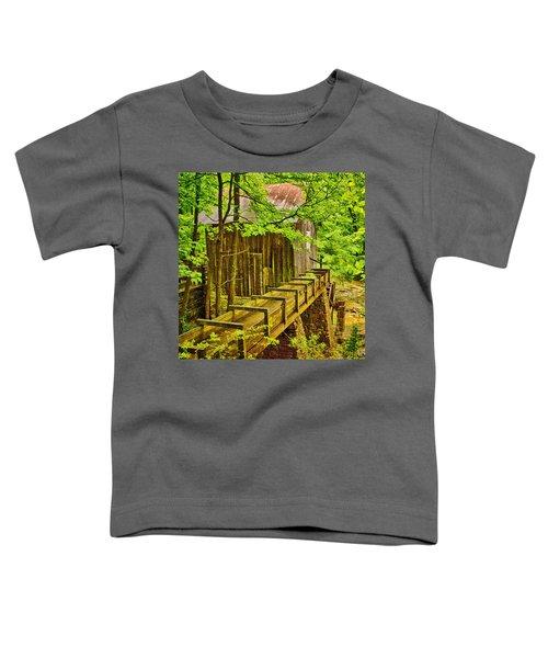 Pine Run Mill Toddler T-Shirt