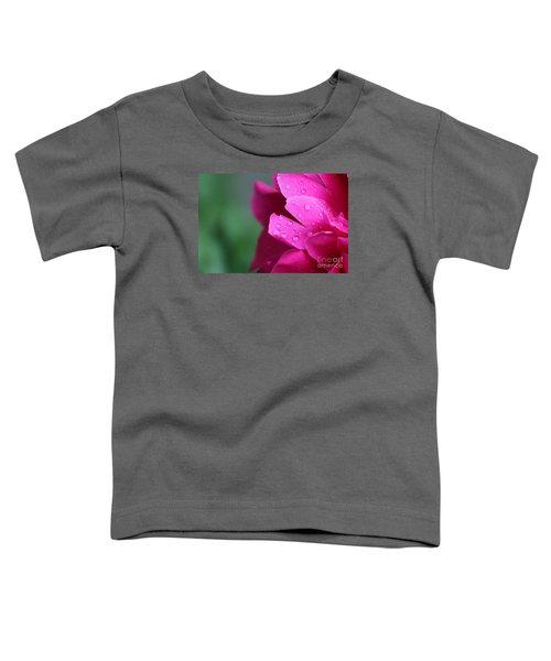 Pink Peony  Toddler T-Shirt