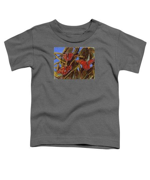Pismo Monarchs Toddler T-Shirt
