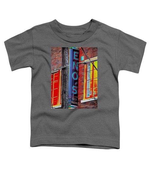 Pizza Time Toddler T-Shirt