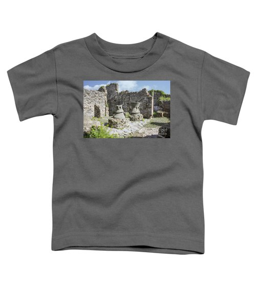 Pompei Bakery Toddler T-Shirt