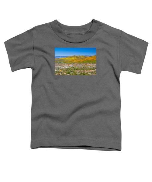 Poppy Fields Toddler T-Shirt
