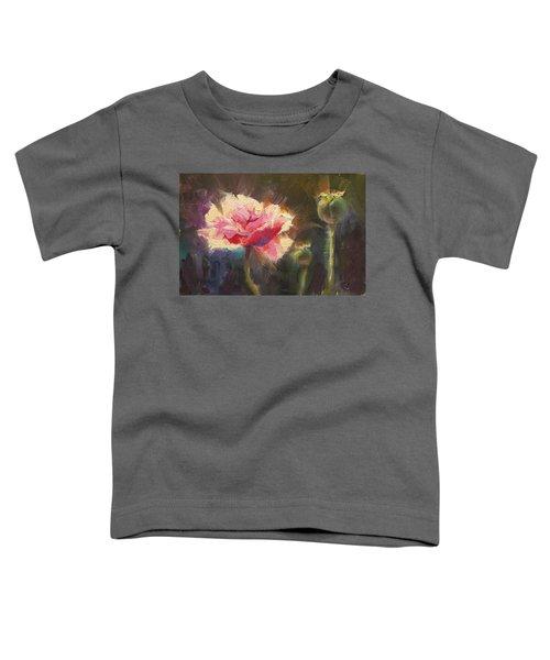 Poppy Glow Toddler T-Shirt