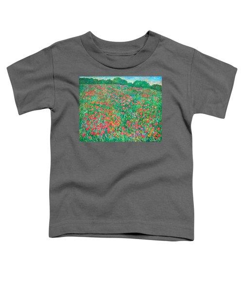 Poppy View Toddler T-Shirt
